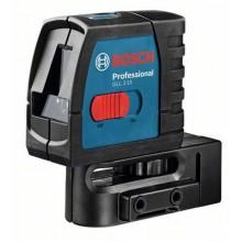BOSCH GLL 2-15 Professional Čárový laser 0.601.063.701