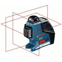 BOSCH GLL 3-80 P čárový laser 0.601.063.305