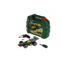 BOSCH Sada Grand Prix - dětský kufřík s autíčkem 1.619.M00.L1Z