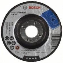 BOSCH Expert for Metal Hrubovací kotouč profilovaný 115x22,23x6 mm 2608600218