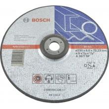 BOSCH Expert for Metal Hrubovací kotouč profilovaný 230 mm 2608600228