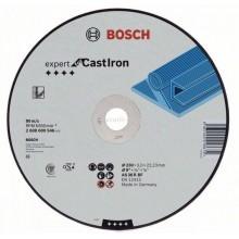 BOSCH řezný kotouč rovný Expert for Cast Iron 230 mm 2.608.600.546