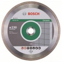 BOSCH Standard for Ceramic Diamantový dělicí kotouč, 230 x 22,23 x 1,6 x 7 mm 2608602205
