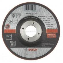BOSCH brusný polopružný hrubovací kotouč 115 mm 2608602217