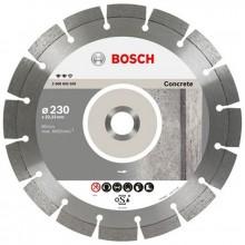 BOSCH Expert for Concrete Diamantový dělicí kotouč, 230 x 22,23 x 2,4 x 12 mm 2608602559