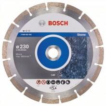 BOSCH Standard for Stone Diamantový dělicí kotouč, 230x22,23x2,3x10 mm 2608602601