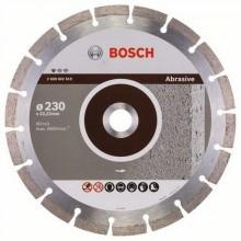 BOSCH Standard for Abrasive Diamantový dělicí kotouč, 230 x 22,23 x 2,3 x 10mm 2608602619
