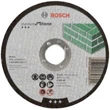 BOSCH Standard for Stone Dělicí kotouč rovný C 30 S BF, 125x22,23x3 mm 2608603178