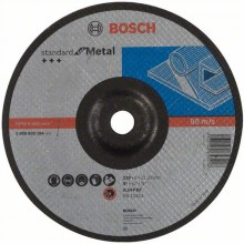 BOSCH Hrubovací kotouč profilovaný Standard for Metal, 230 mm 2608603184