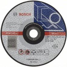 BOSCH Dělicí kotouč rovný Expert for Metal, 180x3 mm 2608600321