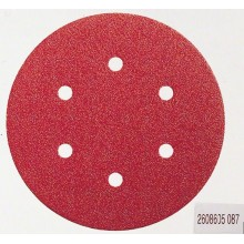 BOSCH Brusný papír C430, balení 5 ks, 150mm 2.608.605.716