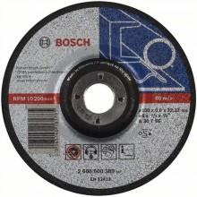 BOSCH Hrubovací kotouč profilovaný Expert for Metal,150 mm 2608600389