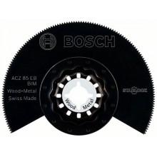 BOSCH BIM segmentový pilový kotouč Starlock ACZ 85 EB Wood and Metal 2609256943