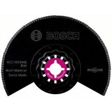 BOSCH BIM Segmentový pilový kotouč se zvlněným výbrusem ACZ 100 SWB 2608661693
