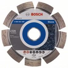 BOSCH Expert for Stone Diamantový dělicí kotouč, 125 x 22,23 x 2,2 x 12 mm 2608602589