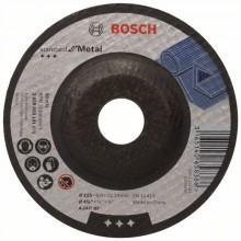 BOSCH Hrubovací kotouč profilovaný Standard for Metal, 115 mm 2608603181