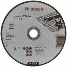BOSCH Dělicí kotouč rovný Expert for Inox - Rapido, 180x1,6 mm 2608603406