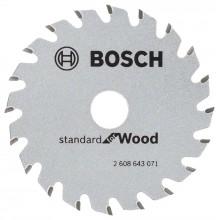 BOSCH Pilový kotouč Optiline Wood, 85 mm 2.608.643.071