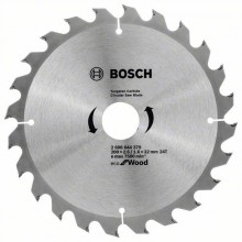 BOSCH Pilový kotouč Eco for Wood, 200x1,6 mm 2608644379