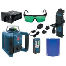 BOSCH GRL 300 HVG Set rotační laser + přijímač 0.601.061.701
