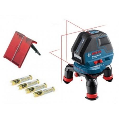 BOSCH GLL 3-50 Professional křížový laser 0601063801