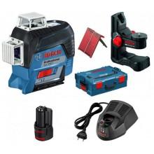 BOSCH GLL 3-80 C Professional čárový laser, L-Boxx 0.601.063.R02