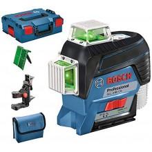 BOSCH GLL 3-80 CG Professional Křížový laser + BM1 + L-Boxx 0601063T03