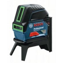 BOSCH GCL 2-15G + RM1 + BM3 kombinovaný laser 0601066J00