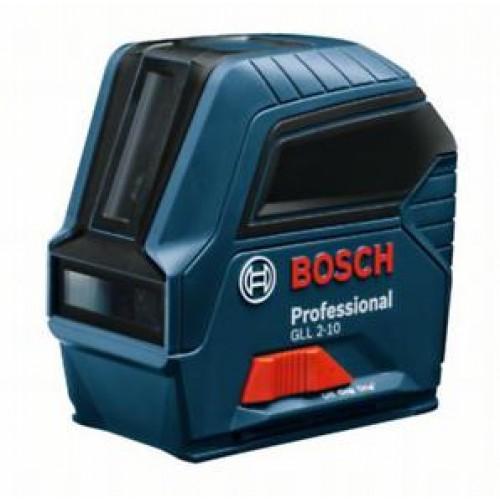 BOSCH GLL 2-10 křížový laser, box 0.601.063.L00