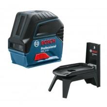 BOSCH GCL 2-15 Professional čárový laser + RM1 0.601.066.E00