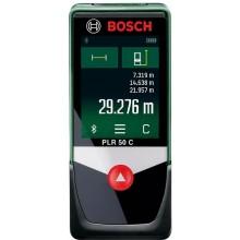 BOSCH PLR50 C Laserový dálkoměr 0603672200