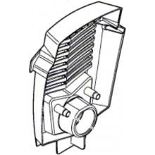BOSCH Kryt zadní pro Bosch AXT 25 TC Drtič větví 2609004513
