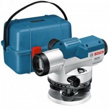 BOSCH GOL 26 G Optický nivelační přístroj v kufru se sadou příslušenství 0601068001