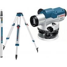 BOSCH GOL 32 G Professional Optický nivelační přístroj + BT 160 + GR 500, 0.615.994.0AY