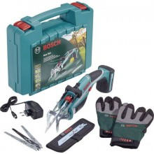 BOSCH KEO zahradní pilka 10,8V + pracovní rukavice XL zdarma 0.600.861.906