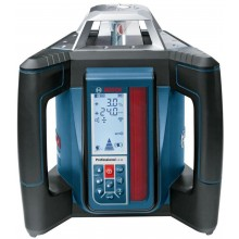 BOSCH GRL 500 H rotační laser + LR 50 Professional 0.601.061.A00
