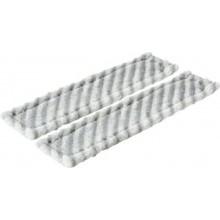 BOSCH GlassVAC Dlouhé náhradní mikrovláknové utěrky F016800551