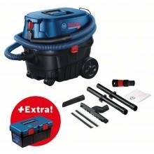 BOSCH GAS 12-25 PL Vysavač + Toolbox PRO 0615990L2G