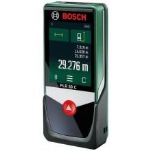 BOSCH PLR 50 C Digitální laserový dálkoměr 0.603.672.220