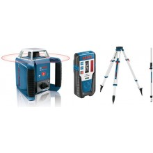 BOSCH GRL 400 H Professional Rotační laser, set 0.615.994.03U