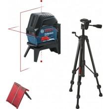BOSCH GCL 2-15 Professional čárový laser + RM 1 + BT 150 stativ 0.615.994.0FV