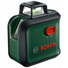 BOSCH AdvancedLevel 360 Set Křížový laser 0603663B04
