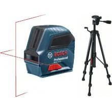 BOSCH GLL 2-10 Křížový laser 06159940JC + BT150