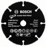 BOSCH Carbide Multi Wheel 76 x 10 x 1mm víceúčelový tvrdokovem osazený kotouč, 2.608.623.011