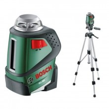 BOSCH PLL 360 křížový laser se stativem BT 150, 0603663001