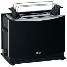 BRAUN Toaster MultiToast HT450 BL, černá 41001395