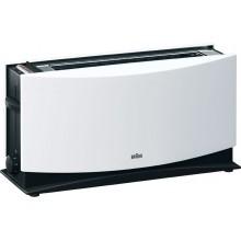 BRAUN Toaster MultiToast HT500 WH, bílá 40006736