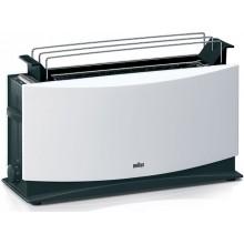 BRAUN Toaster MultiToast HT550 WH, bílá 41000822