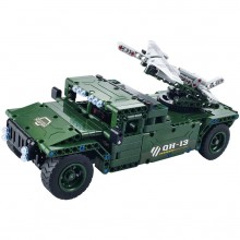 BUDDY TOYS BCS 2003 RC military auto 57000573