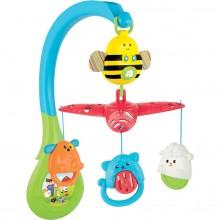 BUDDY TOYS BBT 5020 hrací kolotoč Bee 57000634